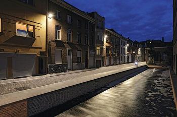 Duurzame led-verlichting voor heel Mechelen - Stad Mechelen